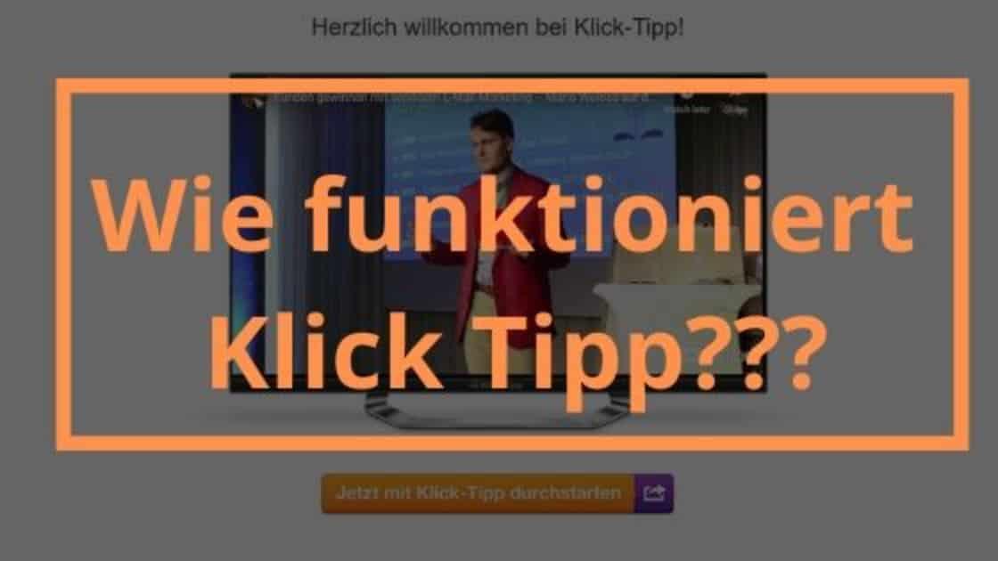wie funktioniert klick tipp blog banner